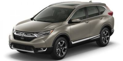 2018 Honda CR-V Touring (Diamond White Pearl)