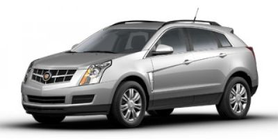2013 Cadillac SRX Luxury Collection (Silver Coast Metallic)
