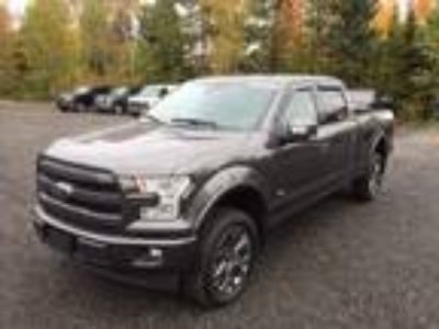 2017 Ford F-150 LARIAT XL SuperCrew 6.5-ft. Bed 4WD