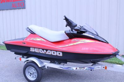 2003 Sea-Doo RX DI 2 Person Watercraft Adams, MA