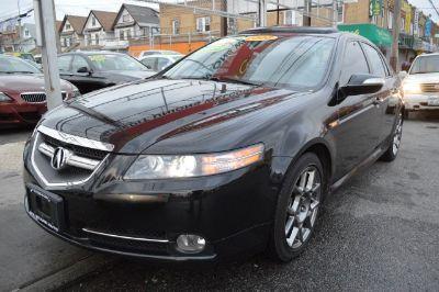 2008 Acura TL Type-S (Black)