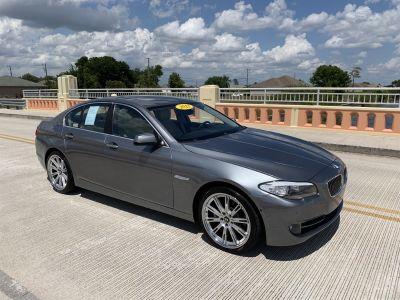 2013 BMW MDX 535i xDrive (Silver)