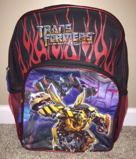 Transformers BackPack!