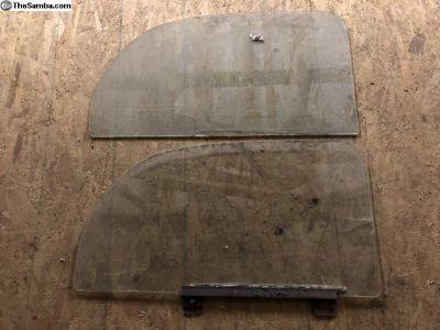 1964-Earlier Type 1 Beetle One Piece Door Glass