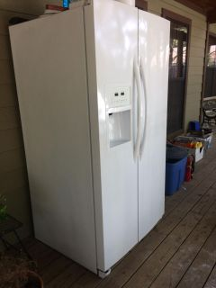 26.1 cubic ft refrigerator