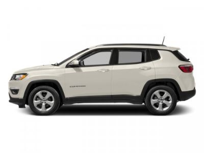 2018 Jeep Compass Altitude (White Clearcoat)