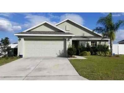 3 Bed 2 Bath Preforeclosure Property in Lake Alfred, FL 33850 - Sierra Mike Blvd