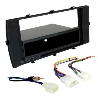Purchase PRIUS C CAR STEREO MATTE BLACK ISO-DIN RADIO INSTALL DASH KIT COMBO 99-8239B motorcycle in Seal Beach, California, US, for US $28.79