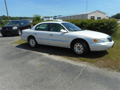 2002 Lincoln Continental Base (WHITE)