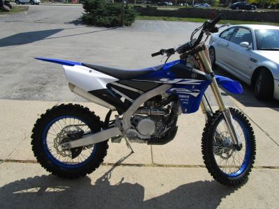 2018 Yamaha YZ250FX Competition/Off Road Motorcycles Brookfield, WI