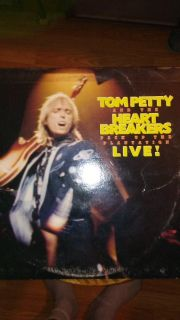 Tom Petty and the Heart Breakers 2Lp album set