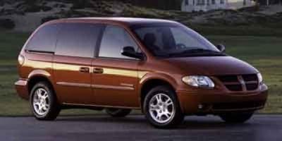 2004 Dodge Grand Caravan SE (Butane Blue Pearl)