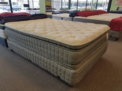 "MATTRESS SALE! 17"" THICK TWO SIDED PILLOWTOP MATTRESS! FREE DELIVERY"