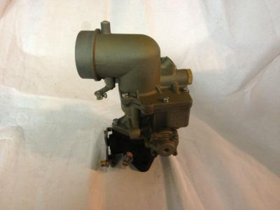 Purchase M38 YS WILLYS JEEP M38 CJV-35 M606 REBUILT YS-637S CARTER CARBURETOR ASSY motorcycle in Donaldsonville, Louisiana, US, for US $450.00