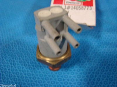 Buy 1983 1984 83 84 GM S10 S15 Blazer Jimmy Pick Up EGR Thermo Ported Vacuum Switch motorcycle in Vinton, Virginia, US, for US $35.99