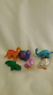 Set of animals, couple o them are Fisher price ones.