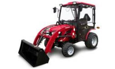 2018 Mahindra eMax 20S HST Cab Compact Tractors Wilkes Barre, PA