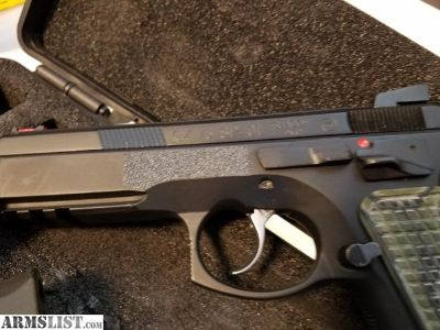 For Sale: CZ 75 SP-01 Shadow
