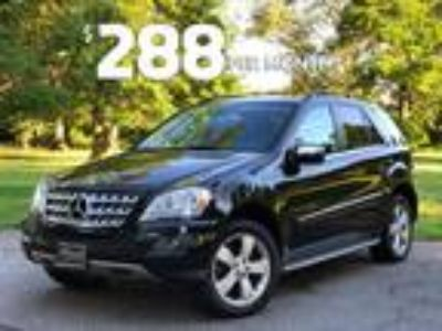 2010 Mercedes-Benz ML 350 SUV for sale