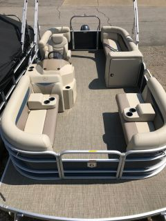 2018 Sweetwater SW2086SB Pontoon Boats Coloma, MI