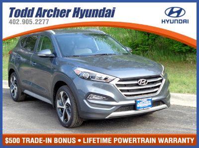 2017 Hyundai Tucson Sport (Coliseum Gray)
