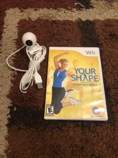 Your Shape workout