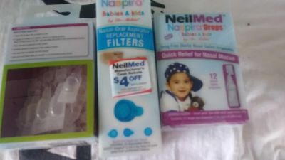 Nasal Saline Ampoules