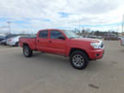 2015 Toyota Tacoma Red, 78K miles