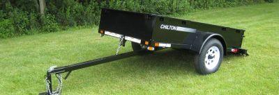 2018 Chilton UT6030-8M Utility Trailers Francis Creek, WI