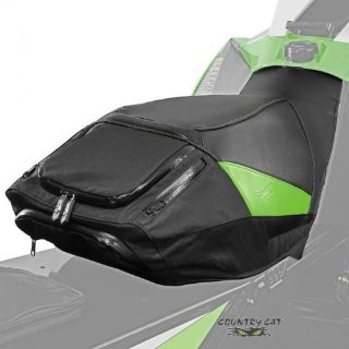Sell Arctic Cat 2012-2016 ZR F XF M 6000 8000 ProClimb Long Tank Seat Green, 6639-411 motorcycle in Sauk Centre, Minnesota, United States, for US $256.99
