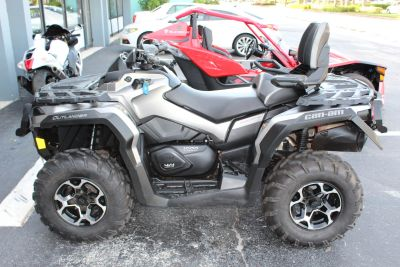 2014 Can-Am Outlander MAX Limited 1000 Utility ATVs Lake Park, FL