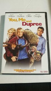 You, Me, and Dupree DVD