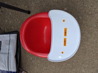 Baby Seat with tray