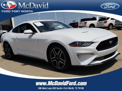 2018 Ford Mustang ECOBOOST FASTBACK (WHITE)