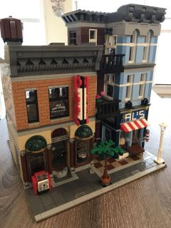 Lego Detectives Office