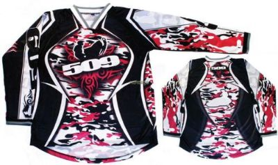 Buy 509 Riding Jersey - Pink Camo motorcycle in Sauk Centre, Minnesota, United States, for US $23.99