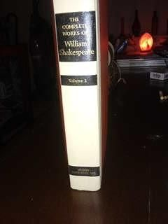 The complete works of William Shakespeare volume 1