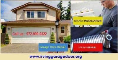 Best Garage Door Repair & Replacement Services in Irving, TX