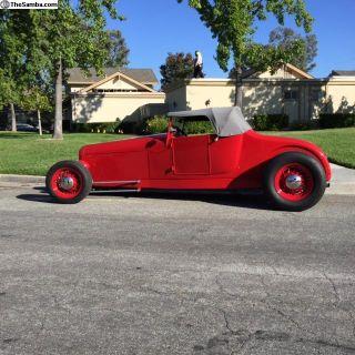Custom mid engine VW Powered Street Rod for Sale