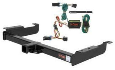 Purchase Curt Class 3 Trailer Hitch & Wiring for 1996-1999 Chevrolet Express & GMC Savana motorcycle in Greenville, Wisconsin, US, for US $161.03