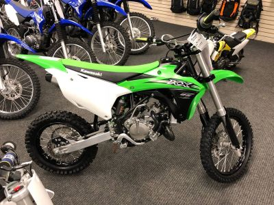 2016 Kawasaki KX85 Motocross Motorcycles Butte, MT