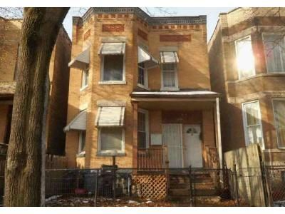 4 Bed 2 Bath Foreclosure Property in Chicago, IL 60621 - S Carpenter St