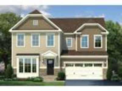 The Torino Estate Homesites by Ryan Homes: Plan to be Built