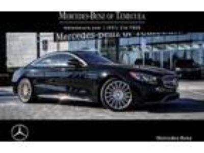 Used 2016 Mercedes-Benz S-Class Black, 45 miles