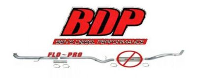 "Purchase Flo Pro 5"" DPF Delete Exhaust 11-15 6.6L LML Duramax 664NM motorcycle in Monticello, Georgia, United States, for US $449.00"