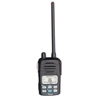 Sell Icom #Icm88 - Vhf Handheld Radio - Black motorcycle in Largo, Florida, United States, for US $396.89