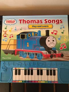 Thomas Songs play and learn $2