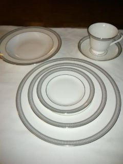 Waterford Fine China 6 piece place settings