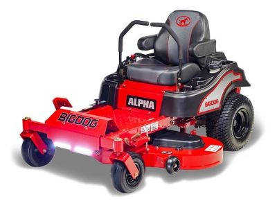 2019 Big Dog Mowers Alpha 36 in. Residential Zero Turns South Hutchinson, KS