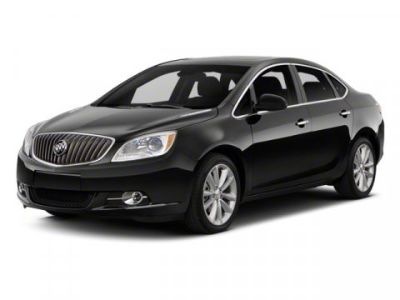 2013 Buick Verano Base (Summit White)